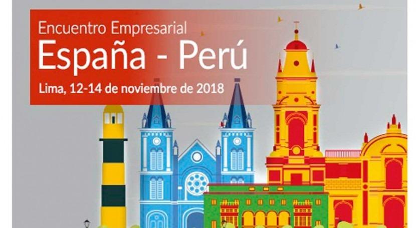 GS Inima Perú, encuentro empresarial España–Perú