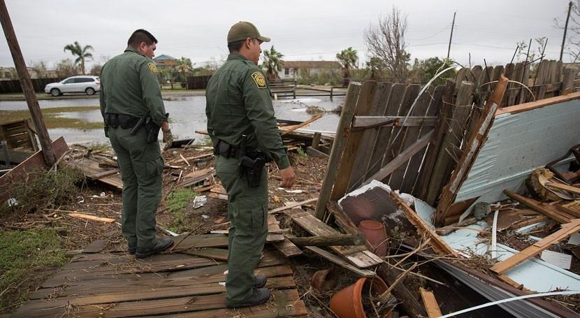 Declarado estado emergencia Louisiana causa 'Harvey'