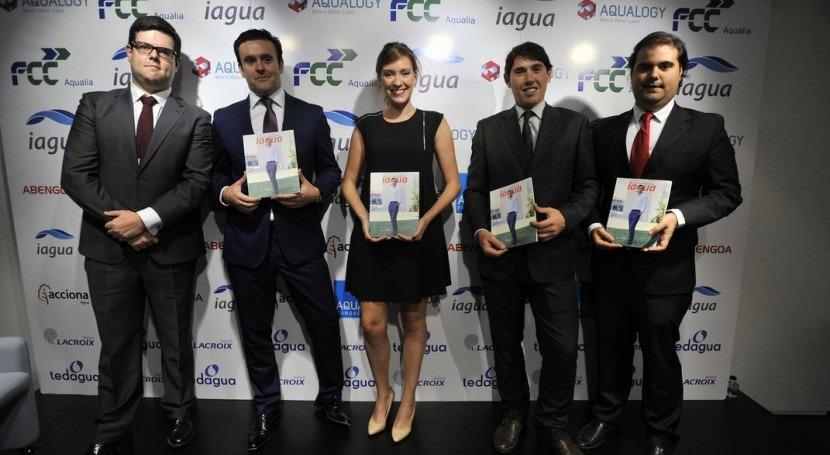 iAgua, galardonada Premio Fundación Botín Gestión Sostenible agua