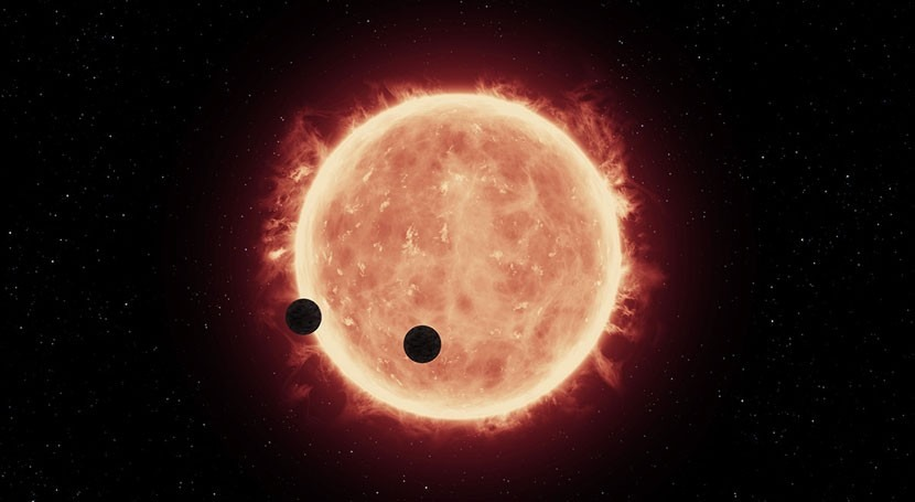 Simulaciones planetas parecidos Próxima b revelan presencia agua abundancia