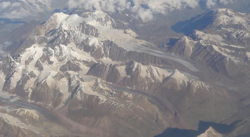 ¿Se han sobrestimado tasas erosión glaciar pasado reciente?