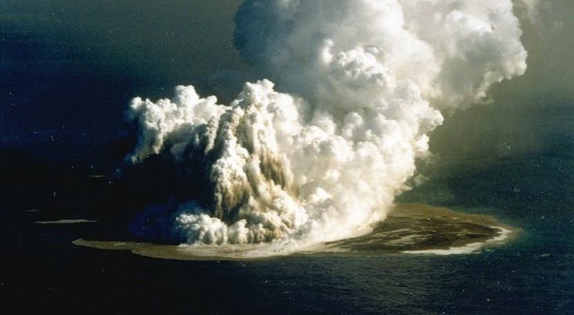 ¿Cómo habría cambiado erupción Palma si se hubiese producido agua?