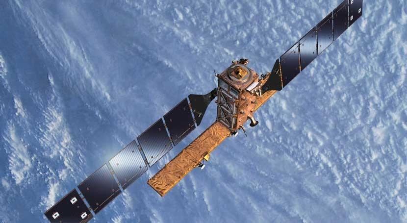 nuevo satélite europeo vigilará extensión cobertura hielo marino