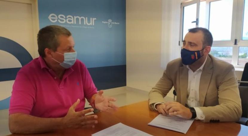 Esamur y CTNC abren líneas investigación garantizar calidad aguas regeneradas
