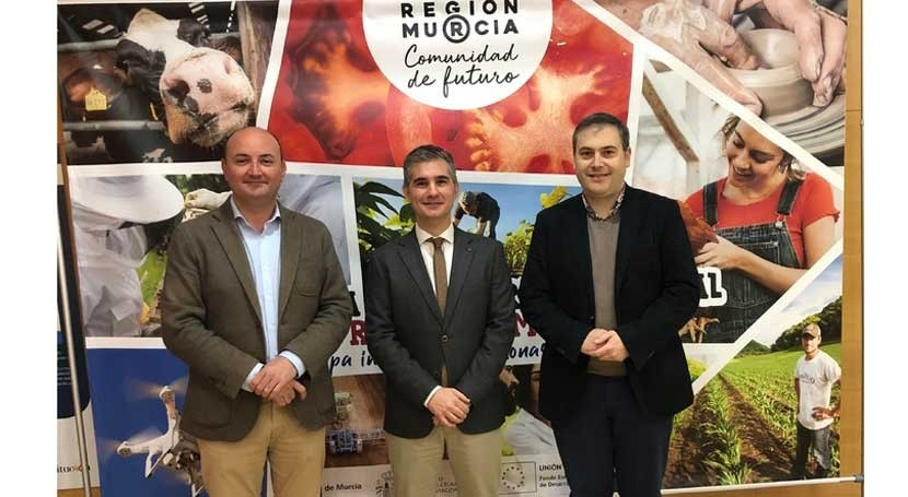 Murcia dispondrá 1,2 millones euros redotar regadíos aguas regeneradas