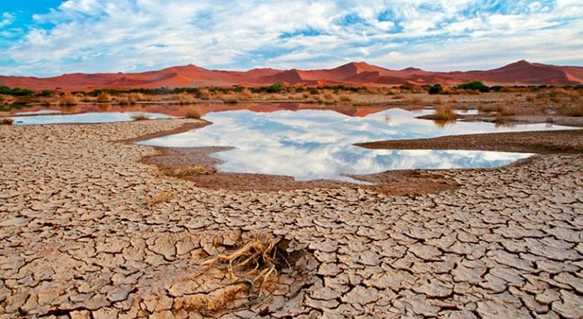 ¿Cuánto cuesta escasez agua provocada cambio climático?
