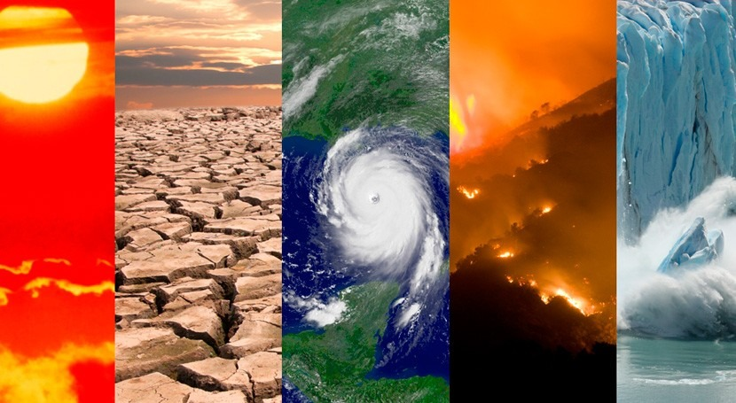 Récord calor mundial: Junio marca 14 meses consecutivos temperaturas encima media