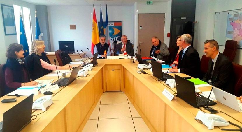 España y Francia fortalecen cooperación situaciones emergencia