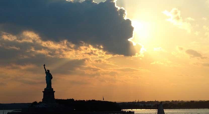 buen tiempo aleja Estados Unidos lucha cambio climático