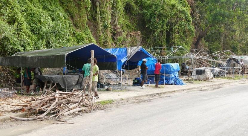 Devastación en Vanuatu (ONU)