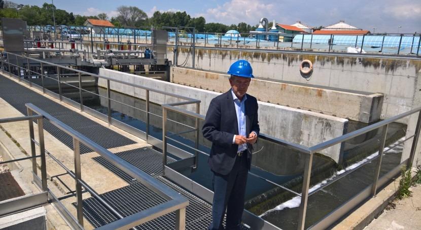 """Esteban Cabrera: """"WGM ha sabido adaptarse exigencias líderes sector agua"""""""