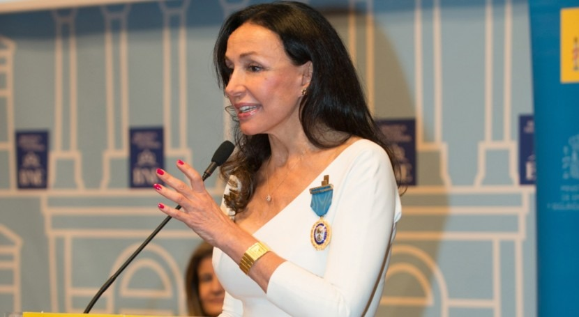 Esther Koplowitz, vicepresidenta de FCC (imagen de archivo)