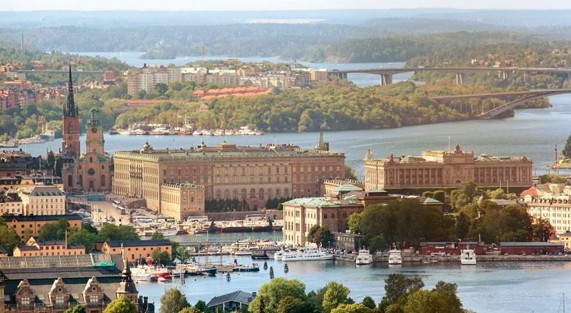 reducción desperdicio agua y reutilización se debaten Estocolmo