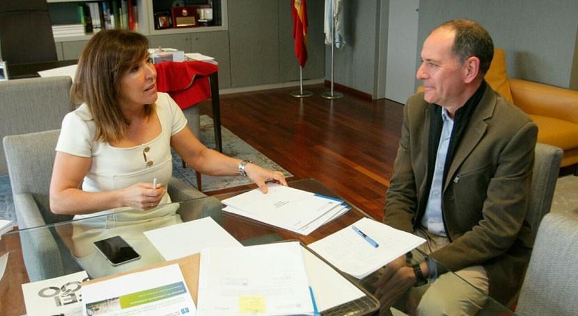 Galicia avanza redacción estrategia hacer frente al cambio climático