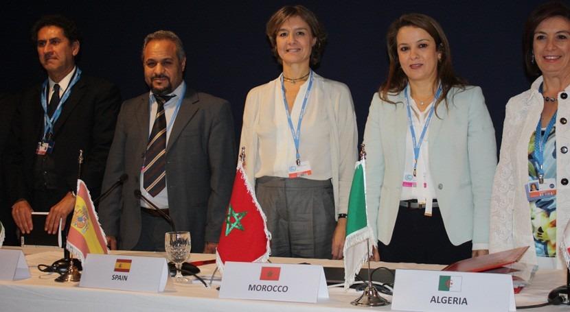 España, aprobación Plan Estrategia Agua 5+5 Mediterráneo Occidental