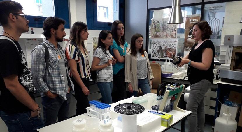 Confederación Hidrográfica Tajo ha recibido visita alumnos UCLM