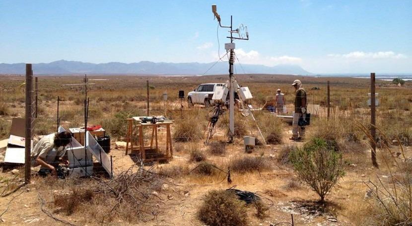 ventilación subterránea zonas áridas agrava calentamiento global