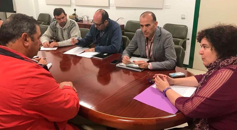 estudio analizará alternativas puesta marcha Regadío Tierra Barros