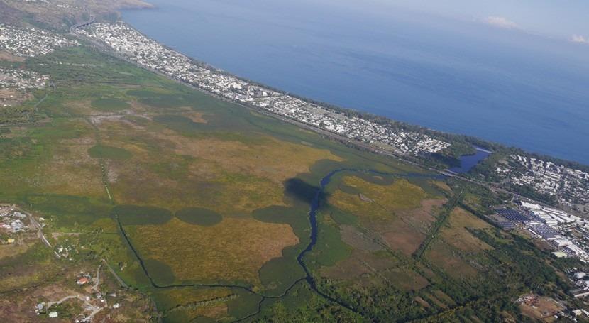 Etang Saint-Paul Reunión es designado como sitio Ramsar