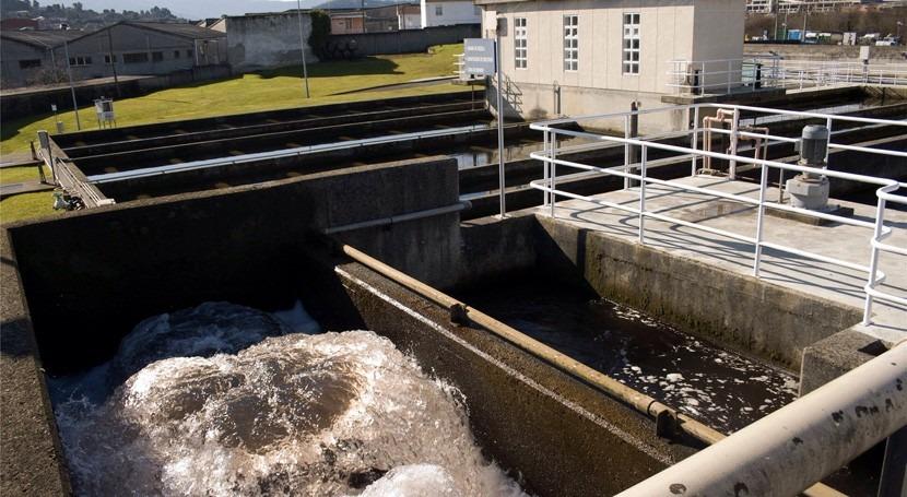 prueba nuevo sistema detección contaminantes ETAP Telva Galicia