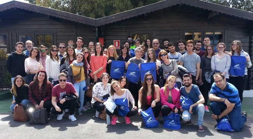 Estudiantes Instituto Ramón y Cajal Granada visitan ETAP Motril