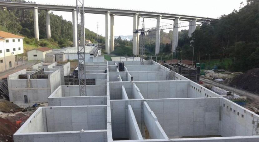 ampliación ETAP Ablaneda se encuentra al 85% ejecución