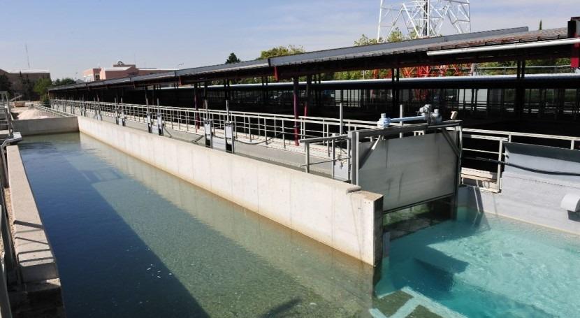 Nuevo acuerdo: s::can monitoriza agua potable y residual Madrid