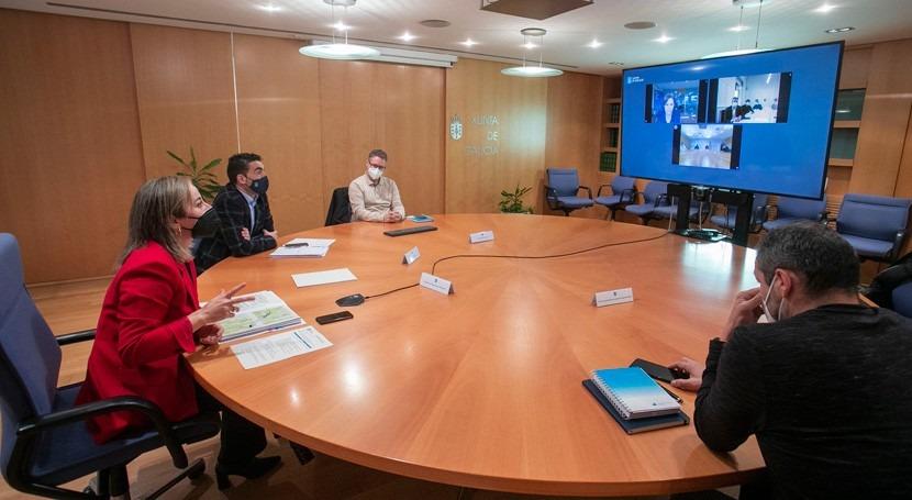 Galicia invertirá 33,6 millones euros EDAR y saneamiento Vilagarcía Arousa