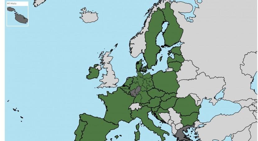 Café y datos abiertos toda Europa