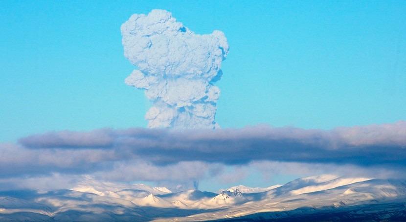 Grandes erupciones volcánicas podrían desencadenar eventos Niño