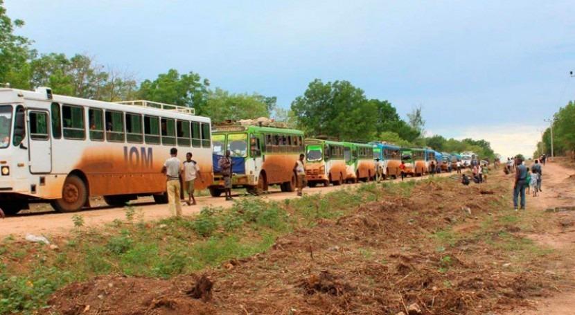 120.000 desplazados Etiopía debido inundaciones