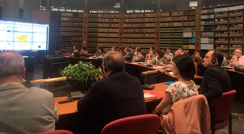 CHE participa Jornada intercambio avisos riesgo inundación transfronteriza