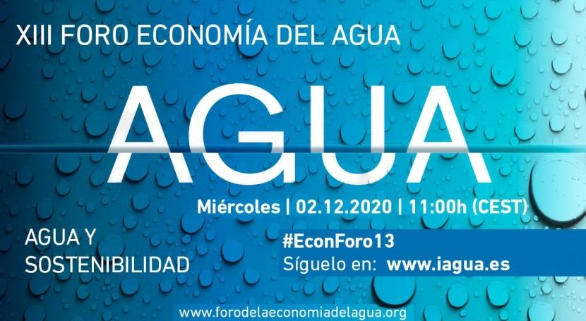 XIII Foro Economía Agua