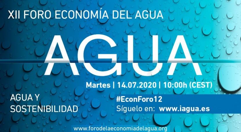XII Foro Economía Agua
