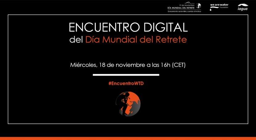 Encuentro digital Día Mundial Retrete