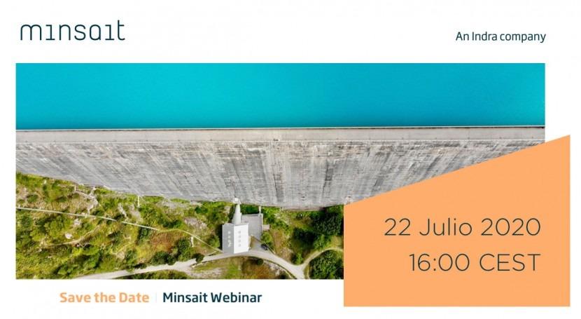 Minsait Webinar | ¿Estás preparado transformación digital gestión agua?