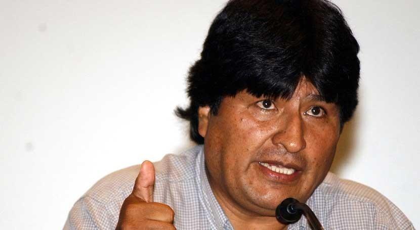 nueva demanda obligaría Chile reconocer que Silala es Bolivia, Evo Morales