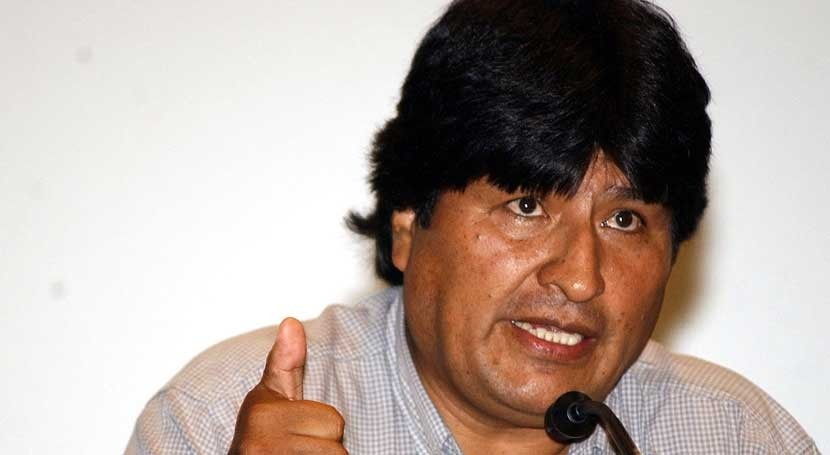 "Evo Morales: ""Bolivia va recuperar aguas Silala"""