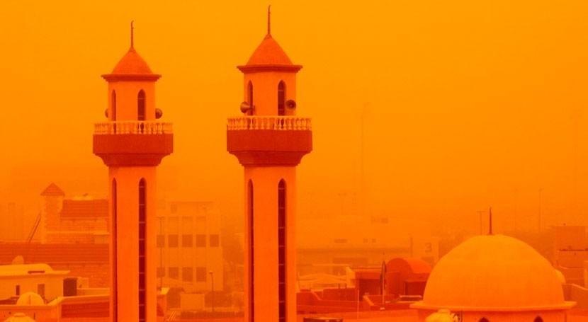 cambio climático hará emigrar millones personas Oriente Medio y Norte África
