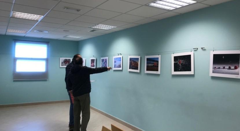 agua y frutos rojos centran muestra fotografías VIII Concurso Fotos