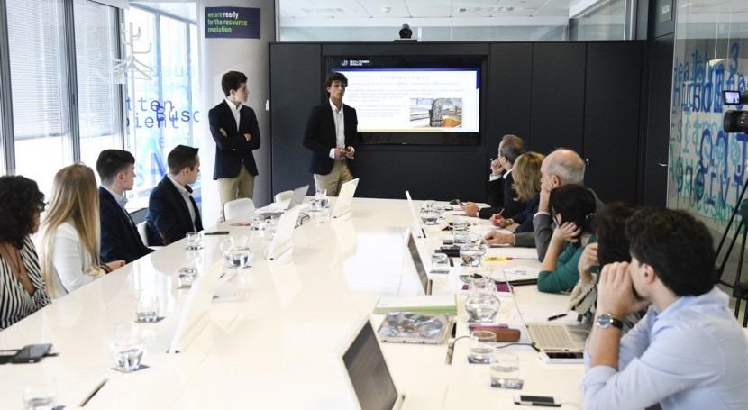 Stockholm Junior Water Prize, considerado 'Nobel Agua', ya tiene ganadores España