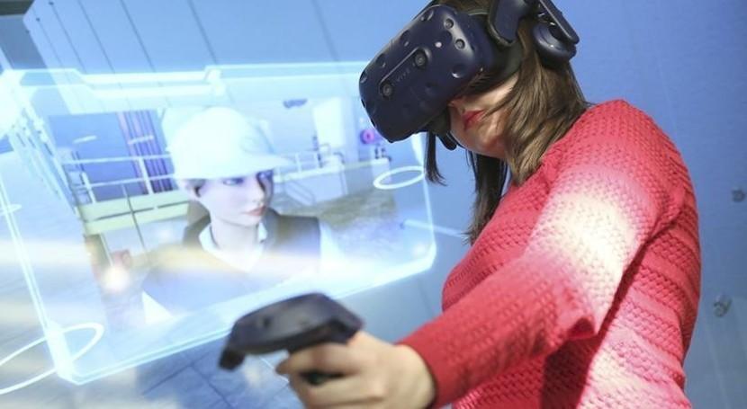 mano Minsait, Endesa incorpora realidad virtual formación seguridad