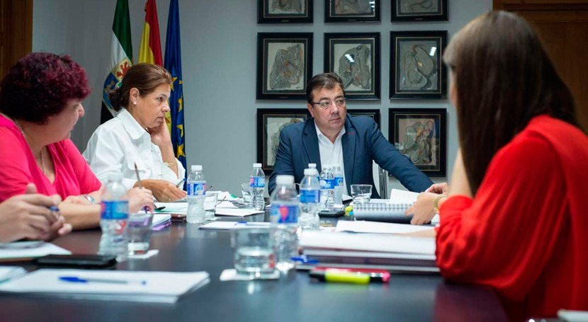 Extremadura mejorará abastecimiento agua Villarta Montes
