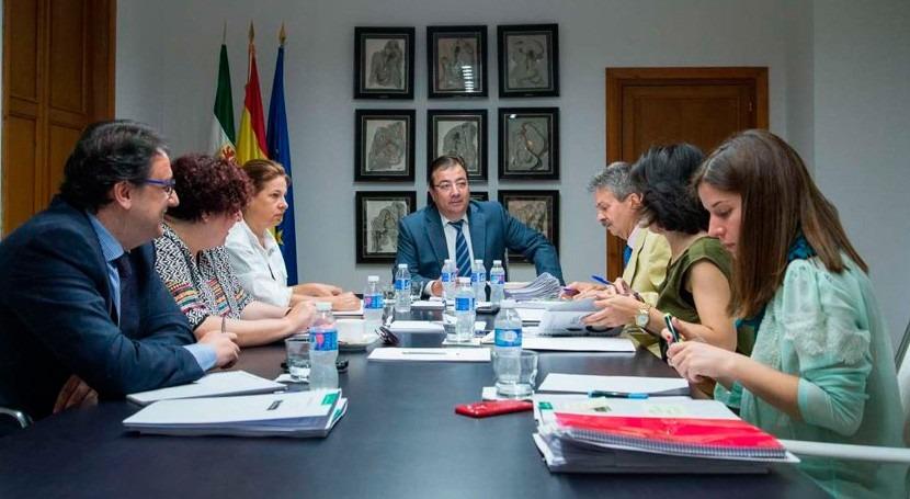 Extremadura otorgará ayudas implantación riego y promover eficiencia agua