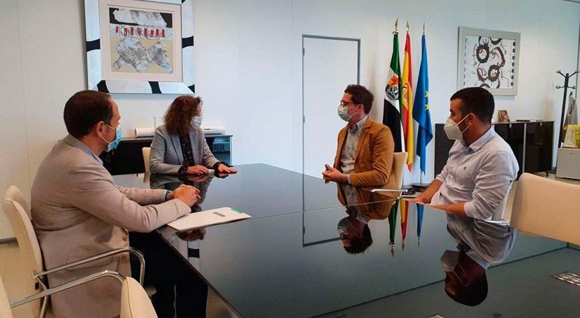 Extremadura destina más 6 millones euros al abastecimiento y depuración Monfragüe