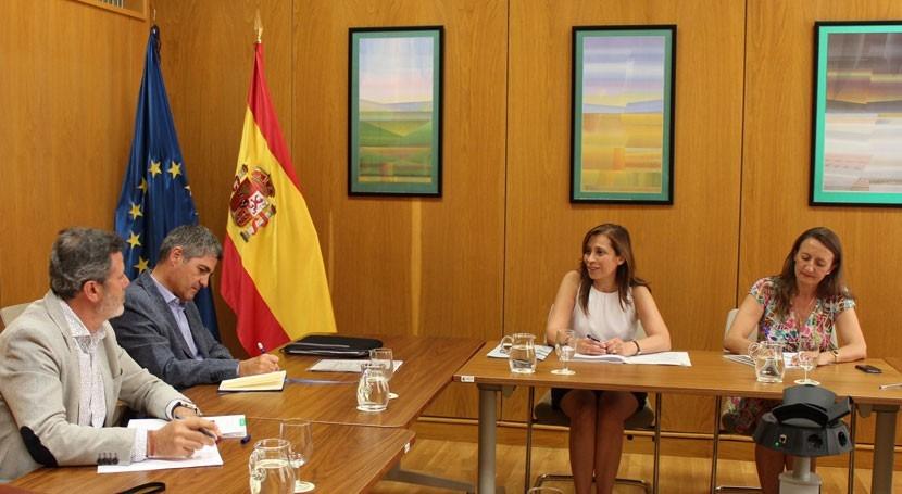 Extremadura se reúne Gobierno central marco debate Pacto Nacional Agua