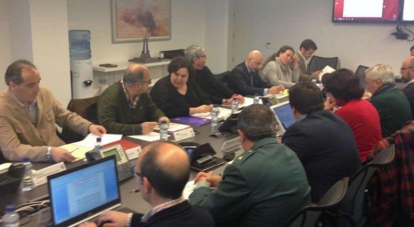 Extremadura insiste al Ministerio Interior que Ejército intervenga frente camalote