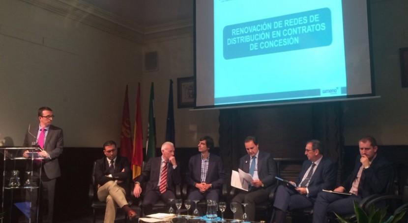 """FACSA Jornada """"Renovación Infraestructuras Hídricas Urbanas"""" EMASESA y AEAS"""