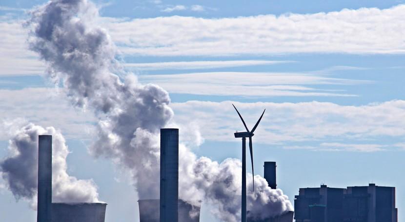 uso gas lugar carbón podría estabilizar cambio climático