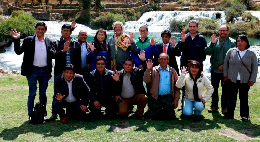 "Perú lanza iniciativa ""Fábricas Agua"" conservar fuentes naturales agua"